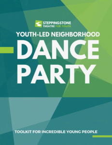 Youth-Led Neighborhood Dance Party Toolkit Cover