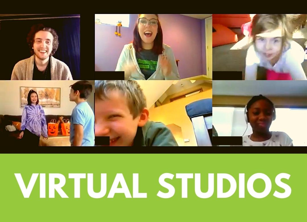 Click to see Virtual Studio Camps for all ages